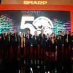 Jelang Usia Emas, SHARP Indonesia Manjakan Konsumen Dengan Segudang Program Eksklusif