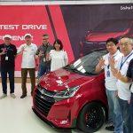 Ayla Turbo, Ajang Pembuktian R&D Daihatsu