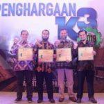 Indosat Ooredoo Kembali Raih Zero Accident di K3 Award 2019