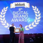 Jasa Marga Tempati Peringkat 3 dalam Ajang 8th Infobank Digital Brand Awards 2019