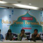Hino Posko Mudik untuk Kemudahan dan Keamanan Perjalanan Selama Lebaran