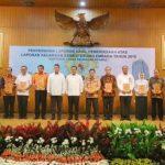 BPK Serahkan Hasil Pemeriksaan atas 14 Laporan Keuangan kepada Pimpinan Kementerian/Lembaga