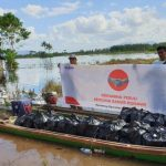 Melalui Posko BUMN Hadir Untuk Negeri, Pertamina Pimpin Langsung Penyerahan 2.500 Paket Makanan Siap Saji Bagi Korban Bencana Banjir Konawe