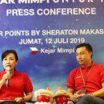 CIMB Niaga Hadirkan Noah dan Sheila Majid pada Konser #Kejarmimpi untuk Indonesia di Makassar