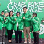 Pastikan Kesejahteraan Mitra Pengemudi, Grab Perkenalkan GrabBike Lounge Ketiga di TB Simatupang Jakarta Selatan