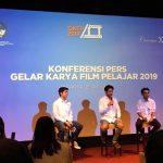 Kemendikbud Selenggarakan Gelar Karya Film Pelajar ke-3