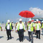 Komisi V DPR RI Kunjungi Pelabuhan Belawan