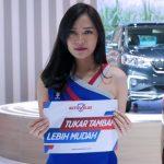 """Layanan """"Tukar Tambah Lebih Mudah"""" Hadir di Booth Suzuki GIIAS 2019"""