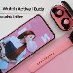Samsung Galaxy A80 Edisi Spesial Blackpink Hadir di Indonesia