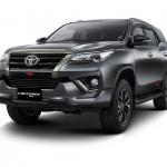Toyota Luncurkan New Fortuner TRD Sportivo Karakter Sebagai High-SUV Kian Kuat, Siap Jelajahi Segala Medan