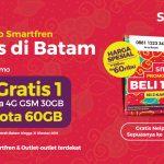 Warga Batam, Nikmati Kuota Internet Smartfren 4G 60GB Cuma Rp. 60.000,-