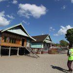 100% Desa di Kabupaten Rokan Hulu Berlistrik