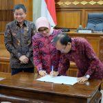 PLN – Pemprov Bali Sepakati Kerjasama Kembangkan Energi Bersih di Bali