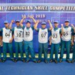 Suzuki Cetak Teknisi Roda Dua Terbaik Lewat Suzuki Technician Skill Competition 2019