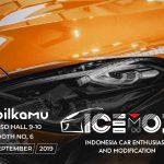 Mobilkamu Akan Berpartisipasi Dalam Acara Indonesia Car Enthusiast and Modification 2019