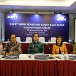 Perkuat Pertumbuhan Bisnis, Acset Terima Pinjaman 4T Melalui RUPSLB 2019