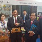 Pertamina Pamer Produk Unggulan Mitra Binaan Pertamina di China-ASEAN Expo 2019