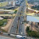 Progres Konstruksi Jalan Tol Cengkareng-Kunciran Capai 57%, PT JKC Kembali Lanjutkan Pekerjaan Erection SBG dan Berlakukan Detour