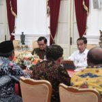 Bahas Situasi Bangsa, Presiden Jokowi Berdialog dengan Tokoh Lintas Agama
