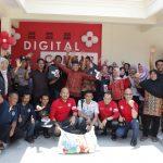 Telkomsel Kembangkan Ekosistem Digital di Desa Bojong Loa, Kabupaten Sumedang