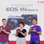Canon EOS M6 Mark II, Mirorrless Ringkas Dengan Kualitas Foto dan Video Yang Superior