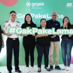 Hadirkan Inovasi Layanan, Gojek Jadi yang Tercepat Jemput Pelanggan