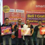 Luncurkan Dua Kartu Perdana Pontianak dan Singkawang Hanya Rp 60.000,- dengan Kuota Internet 4G 60GB