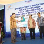 Pelindo III Gelontorkan CSR Bina Lingkungan 2,4 Miliar