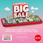 AirAsia Tutup Tahun 2019 dengan Luncurkan BIG Sale