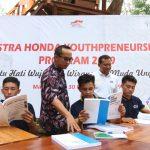 Wujudkan Wirausaha Muda Unggul, Astra Honda Youthpreunership Program Kembali Digelar