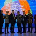 Berani Global, Pertamina Lubricants Raih Dua Penghargaan BUMN Branding & Marketing Awards 2019