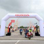 Bikers Indonesia Eksplorasi Sensasi Total Control Honda CBR di Malaysia