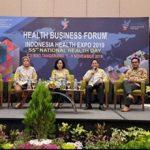 Health Business Forum jadi Daya Tarik Keberhasilan Promosi Produk Kesehatan Dalam Negeri