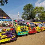 Komunitas Pecinta Truk Canter Mania Indonesia Community Gelar Jambore Nasional, Ajang Pamer Kendaraan Mitsubishi Fuso