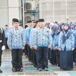 Pimpin Peringatan Hari Sumpah Pemuda, Menristek/Kepala BRIN: Di Tangan Pemudalah Indonesia Bisa Maju