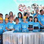 Peringati Hari Anak Sedunia, Menteri Bintang Berdialog dengan Forum Anak di Seluruh Indonesia