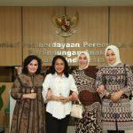 Menteri PPPA Ajak TP-PKK, Bhayangkari dan Dharma Pertiwi Sinergi Program
