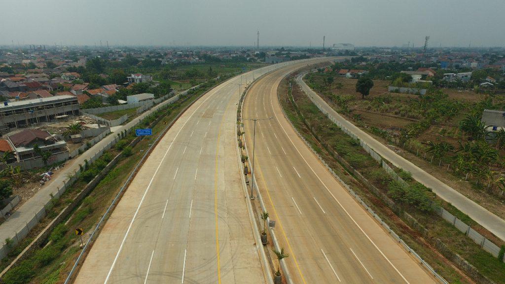 PT Marga Trans Nusantara Optimis Jalan Tol JORR 2 Ruas Kunciran-Serpong Lulus Uji Laik 1