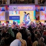 Para Milenial Seru-Seruan Bareng Daihatsu di Urban Fest Bandung