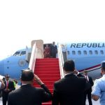 Presiden Jokowi Bertolak ke Thailand Hadiri Rangkaian Acara KTT ke-35 ASEAN