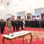 Presiden Jokowi Lantik Anggota Komisi Kejaksaan Republik Indonesia