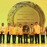 Presiden Jokowi Turut Berbahagia untuk Jusuf Kalla di HUT ke-55 Golkar