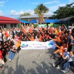 Relawan P&G Bantu Rehabilitasi Fasilitas Pendidikan untuk 1.400 Siswa di Palu & Donggala