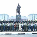 TNI dan Kemhan Bertekad Wujudkan Postur Pertahanan Negara Yang Handal