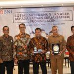 BNI Group Siap Implementasi Qanun Lembaga Keuangan Syariah Aceh