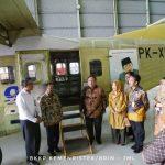 Menristek/Kepala BRIN Tinjau Vaksin PT Bio Farma dan Pesawat PT Dirgantara Indonesia