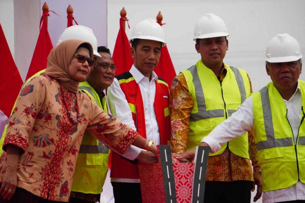 Diresmikan Hari Ini, Jalan Tol Jakarta-Cikampek II (Elevated) Segera Beroperasi Tanpa Tarif Hingga Selesai Libur Nataru 1