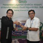 Mudahkan Mobilitas Wisatawan dan Masyarakat, Grab Resmi Beroperasi di Bandara Internasional I Gusti Ngurah Rai di Bali