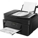 PIXMA Ink Efficient GM4070, Printer Infus Multifungsi Monokrom Dengan Kemampuan Cetak Warna