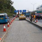 Tingkatkan Kualitas Jalan, Pekerjaan Pemeliharaan Jalan Tol Jagorawi Kembali Dilanjutkan
